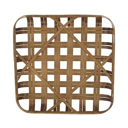 Glitzhome® Bamboo Hanging Tobacco Basket | Michaels Stores