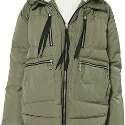 Orolay Women's Thickened Down Jacket Winter Coats   Amazon (US)