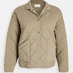 Maya Quilted Jacket | Shopbop