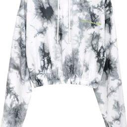 CALLA DREAM Girls Hoodies Cute Tie Dye Long Sleeve Fashion Sweatshirts Women's Pullover | Amazon (US)