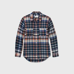 Women's Long Sleeve Button-Down Flannel Shirt - Universal Thread™ | Target