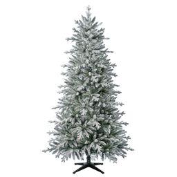Belham Living Pre-Lit Hamilton Indexed Quick Set® Pine Artificial Christmas Tree, 7', Clear Inca... | Walmart (US)