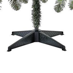Holiday Time Non-Lit Jackson Spruce Artificial Christmas Tree, 6.5' | Walmart (US)