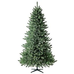 Holiday Time Pre-Lit Milford Pine Quick Set® Artificial Christmas Tree, 7.5', Clear Lights | Walmart (US)