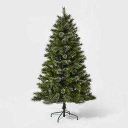 6ft Unlit Artificial Christmas Tree Virginia Pine - Wondershop™   Target