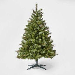 4.5ft Unlit Artificial Christmas Tree Douglas Fir - Wondershop™   Target