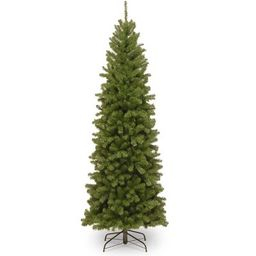 6ft National Christmas Tree Company North Valley Spruce Pencil Artificial Christmas Tree   Target