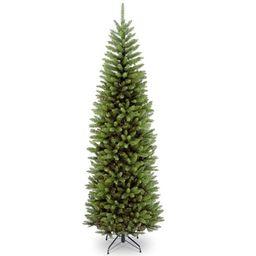 7ft National Christmas Tree Company Kingswood Fir Artificial Pencil Christmas Tree | Target