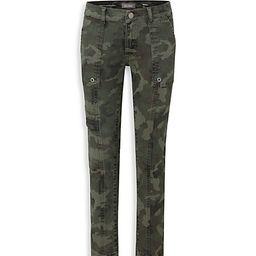 DL1961 Premium Denim Little Boy's & Boy's Brady Slim Camo Jeans - Hide - Size 14   Saks Fifth Avenue