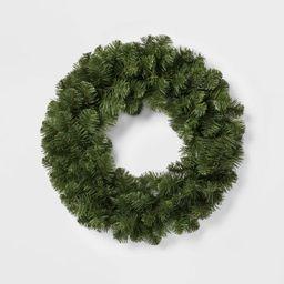 22in Christmas Artificial Pine Wreath - Wondershop™ | Target