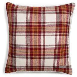 Edgewood Plaid Flannel Sherpa Throw Pillow - Eddie Bauer®   Target