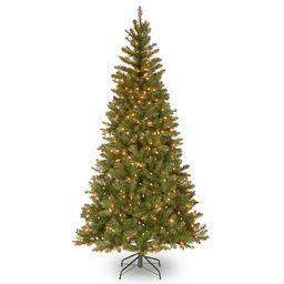 6.5 ft. Pre-Lit Aspen Spruce Christmas Tree   Kirkland's Home