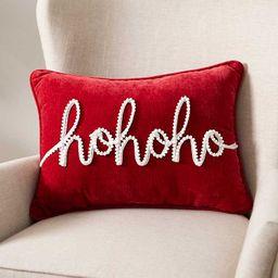 New!Red Ho Ho Ho Pillow   Kirkland's Home
