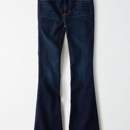 AE Super High-Waisted Flare Jean   American Eagle Outfitters (US & CA)