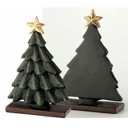 Christmas Tree Buffet Marker Mini Chalkboard   Wayfair North America