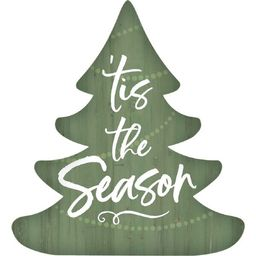 Schiffman Tis the Season Decorative Plaque   Wayfair North America