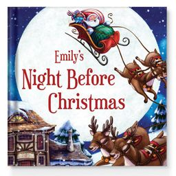 'Night Before Christmas' Personalized Book | Nordstrom