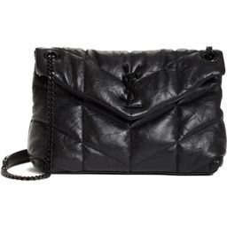 Small Lou Leather Puffer Bag | Nordstrom