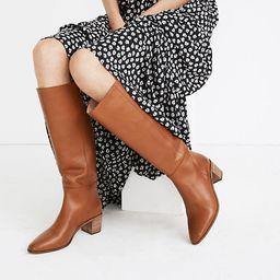 The Carlotta Tall Boot | Madewell