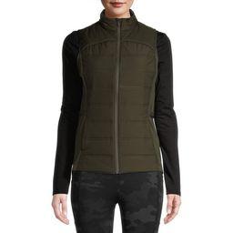 Avia Women's Active Quilted Vest   Walmart (US)
