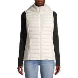 360 Air Women's Packable Down Vest with Detachable Hood   Walmart (US)