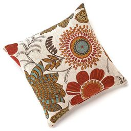 Gerbera Chenille Throw Pillow | Kohl's
