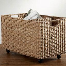 Seagrass Sorting Basket, Savannah | Pottery Barn (US)