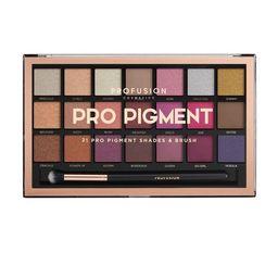 Profusion Cosmetics Eye Shadow Pro Pigment 21 Shade Palette | Walmart (US)