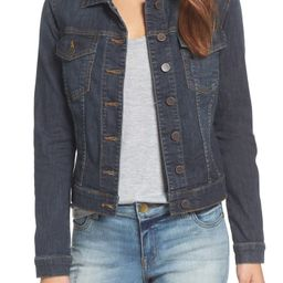 'Helena' Denim Jacket | Nordstrom