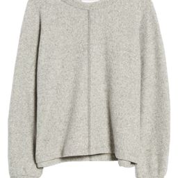 Brushed Knit Sweater | Nordstrom
