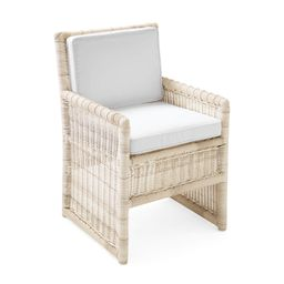Pacifica Dining Chair - Driftwood | Serena and Lily