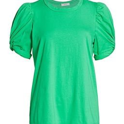 Kati Puff Sleeve T-Shirt | Saks Fifth Avenue