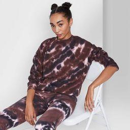Women's Oversized Crewneck Sweatshirt - Wild Fable™ | Target