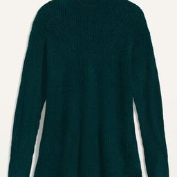 Cozy Textured Tunic Sweater for Women | Old Navy (US)
