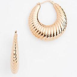 Sadie Hoop Earrings | Shopbop