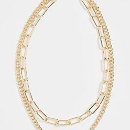 Lobster Claw Pendant Necklace | Shopbop