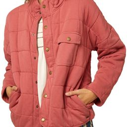 Mable Knit Quilted Jacket   Nordstrom