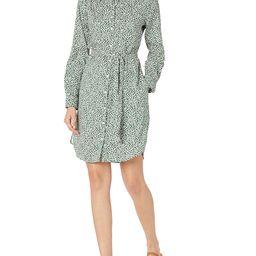 Amazon Brand - Daily Ritual Women's Georgette Long-Sleeve Button Down Shirt Dress   Amazon (US)