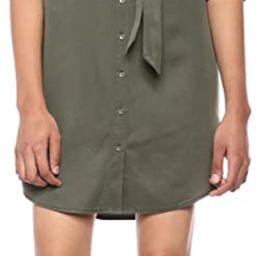 Amazon Brand - Daily Ritual Women's Tencel Long-Sleeve Utility Dress   Amazon (US)