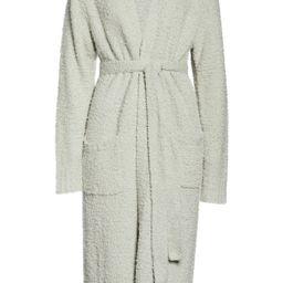 Cozy Knit Bouclé Robe | Nordstrom