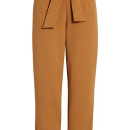 Belted Tapered Pants   Nordstrom