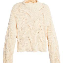 Seasons Change Funnel Neck Sweater | Nordstrom