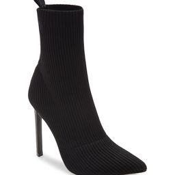 Dianne Ribbed Knit Bootie | Nordstrom