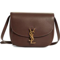 Large Kaia Monogram Leather Crossbody Bag | Nordstrom