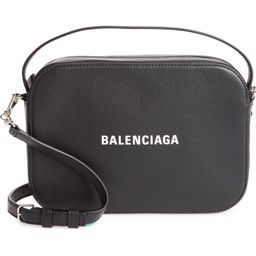 Small Everyday Calfskin Leather Camera Bag | Nordstrom