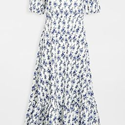 Wisteria Tie Back Midi Dress | Shopbop