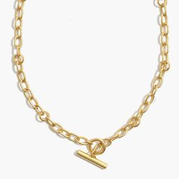 Toggle Chain Necklace | Madewell