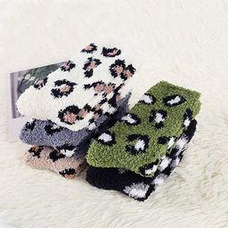 Zando Womens Fuzzy Socks Winter Slipper Socks Warm Fluffy Socks Cozy Fuzzy Socks Athletic Fleece ...   Amazon (US)