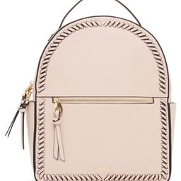 Kaya Faux Leather Round Backpack   Nordstrom