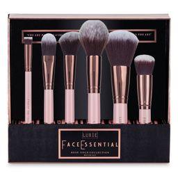 Rose Gold Face Essential Brush Set | Nordstrom